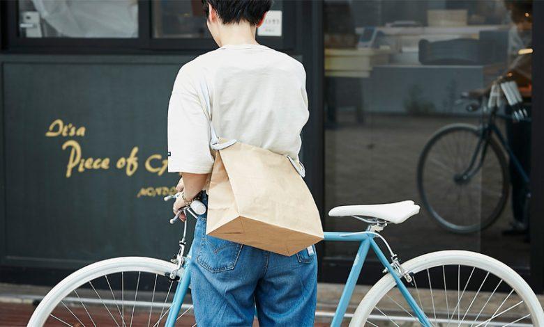 エコバッグよりエコ? 紙袋を袋にしまうクリップ| ギズモ・ジャパン